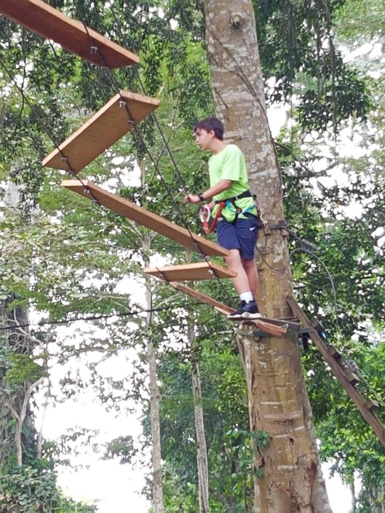 adventure park Bonoua