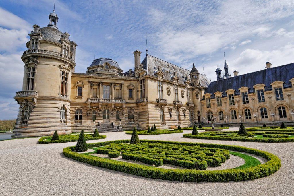 Chantilly France