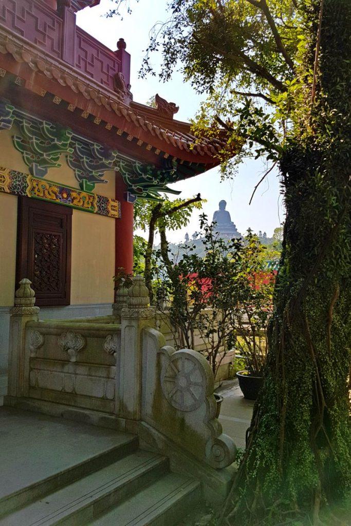 Po Lin Lantau Hong Kong