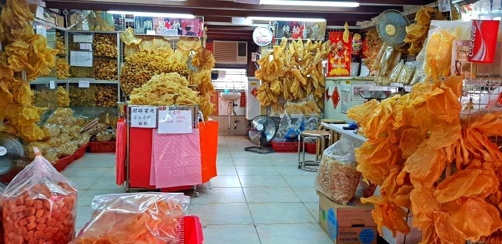 Tai O Lantau Hong Kong