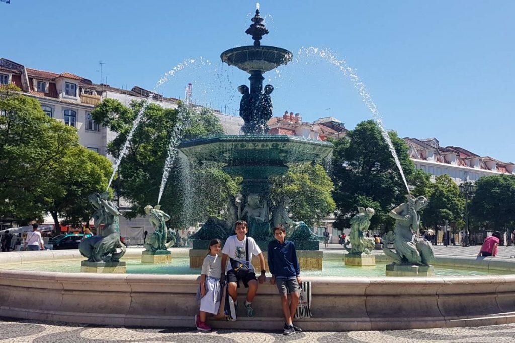 Rossio Lisbon
